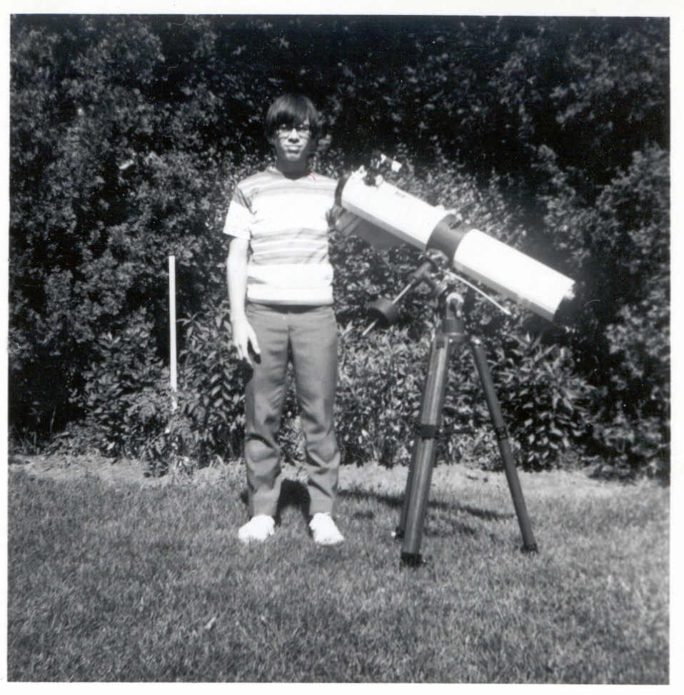 Gene with 4.5 inch in 1971