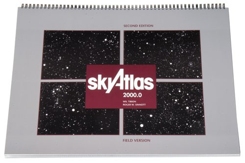 Sky & Telescope - Sky Atlas 2000.0 Cover