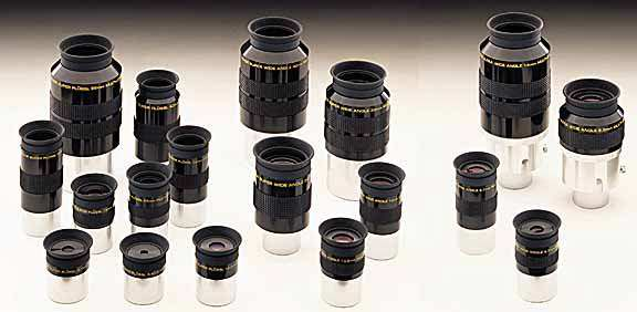Telescope Eyepiece Collection - Orion Telescope and Binoculars
