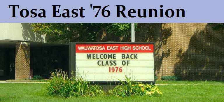 Tosa East '76 Reunion